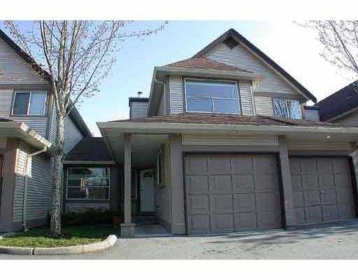 """Main Photo: 6 23151 HANEY BYPASS BB in Maple Ridge: Albion Townhouse for sale in """"STONEHOUSE ESTATES NW"""" : MLS®# V551326"""