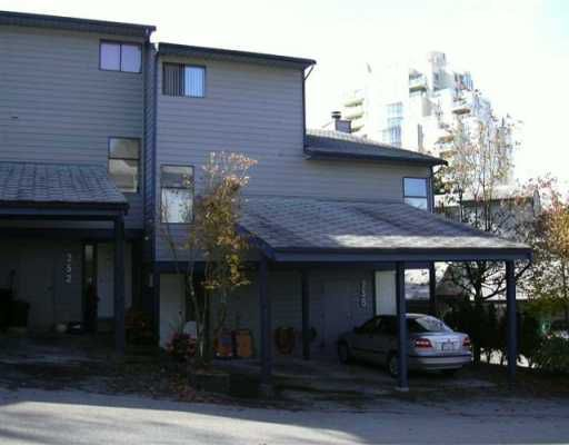 "Main Photo: 254 BALMORAL PL in Port Moody: North Shore Pt Moody Townhouse for sale in ""balmoral place"" : MLS®# V562560"