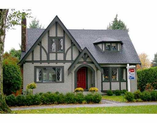 Main Photo: 7307 ANGUS DR in Vancouver: South Granville House for sale (Vancouver West)  : MLS®# V573633