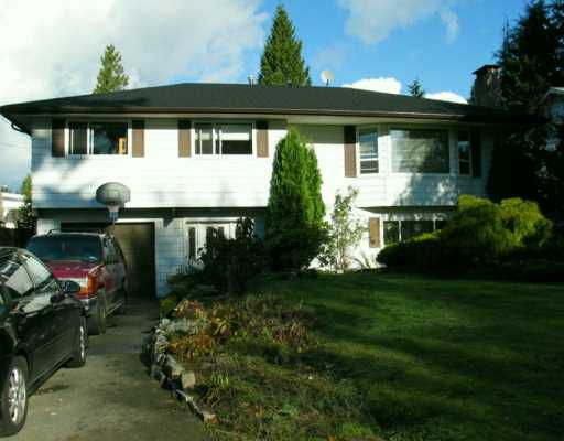 Main Photo: 2367 LATIMER Ave in Coquitlam: Coquitlam East House for sale : MLS®# V625156