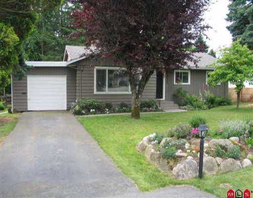 Main Photo: 15366 20A AV in White Rock: King George Corridor House for sale (South Surrey White Rock)  : MLS®# F2613574