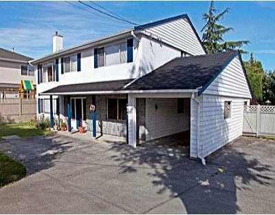 Main Photo: 9040 NO 2 Road in Richmond: Woodwards House for sale : MLS®# V623397