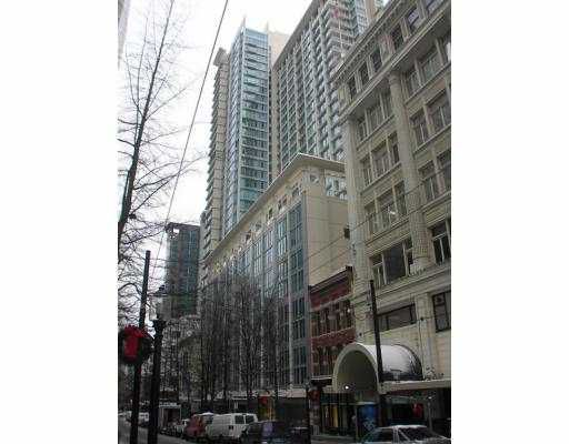 "Main Photo: 610 GRANVILLE Street in Vancouver: Downtown VW Condo for sale in ""THE HUDSON"" (Vancouver West)  : MLS®# V627867"