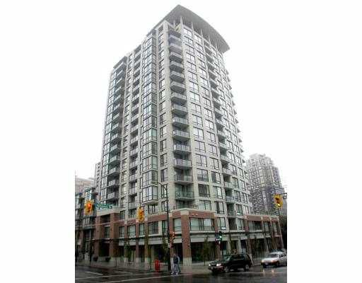 """Main Photo: 1082 SEYMOUR Street in Vancouver: Downtown VW Condo for sale in """"FREESIA"""" (Vancouver West)  : MLS®# V624626"""