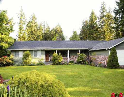 Main Photo: 19816 30TH AV in Langley: Brookswood Langley House for sale : MLS®# F2610630