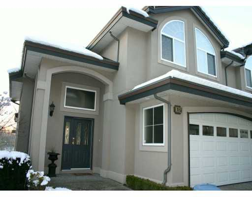 """Main Photo: 678 CITADEL Drive in Port Coquitlam: Citadel PQ Townhouse for sale in """"CITADEL POINTE"""" : MLS®# V626342"""