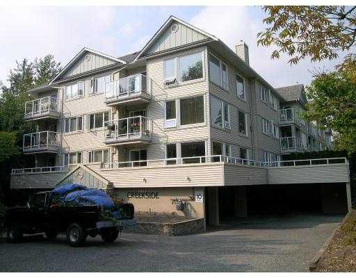 "Main Photo: 104 1132 DUFFERIN ST in Coquitlam: Eagle Ridge CQ Condo for sale in ""CREEKSIDE"" : MLS®# V556161"