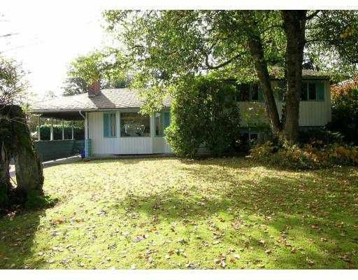 Main Photo: 7480 CHUTTER ST in Burnaby: Government Road House for sale (Burnaby North)  : MLS®# V559981