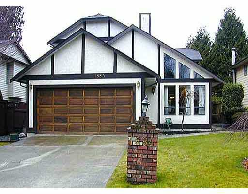 Main Photo: 1884 CAMPBELL AV in Port_Coquitlam: Mary Hill House for sale (Port Coquitlam)  : MLS®# V281178