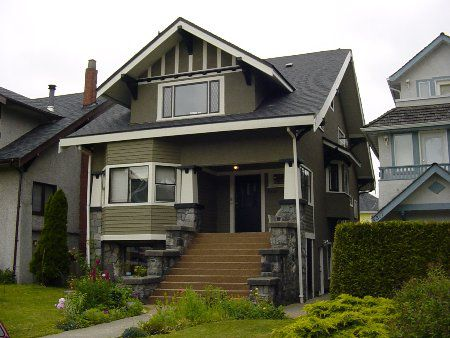 Main Photo: 3317 West 2nd Avenue: Home for sale (Kitsilano)  : MLS®# 402491