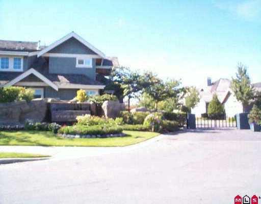 "Main Photo: 50 15715 34TH AV in Surrey: Morgan Creek Townhouse for sale in ""WEDGEWOD"" (South Surrey White Rock)  : MLS®# F2515887"