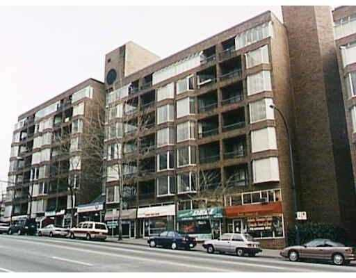 """Main Photo: 417 1330 BURRARD ST in Vancouver: Downtown VW Condo for sale in """"ANCHOR POINT"""" (Vancouver West)  : MLS®# V540015"""