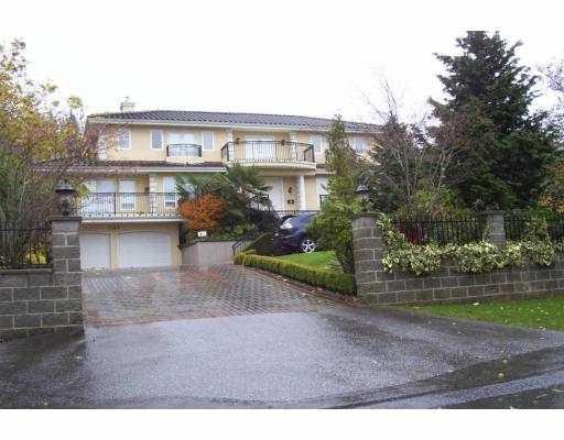 """Main Photo: 7268 RIDGE DR in Burnaby: Westridge Burnaby House for sale in """"WESTRIDGE"""" (Burnaby North)  : MLS®# V567422"""