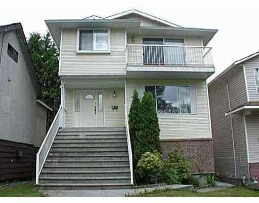 Main Photo: 557 E COLUMBIA ST in New Westminster: The Heights NW House for sale : MLS®# V536000