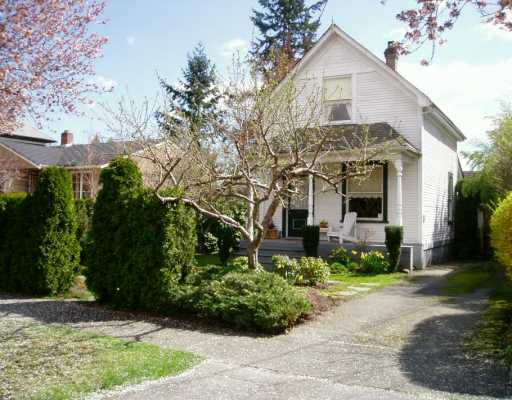 Main Photo: 216 REGINA ST in New Westminster: Queens Park House for sale : MLS®# V584602