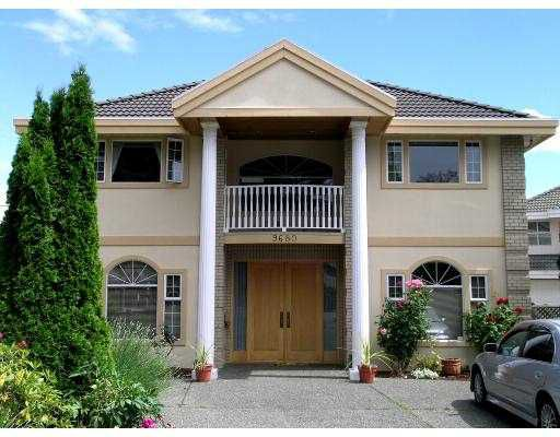 Main Photo: 9680 GILHURST CR in Richmond: Broadmoor House for sale : MLS®# V596902