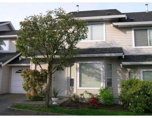 """Main Photo: 54 11588 232ND ST in Maple Ridge: Cottonwood MR Townhouse for sale in """"COTTONWOOD VILLAGE"""" : MLS®# V589492"""