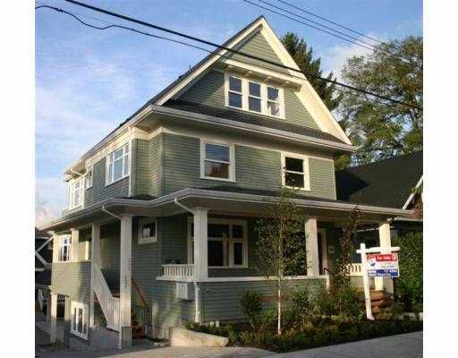 Main Photo: 231 W 11TH AV in Vancouver: Mount Pleasant VW Townhouse for sale (Vancouver West)  : MLS®# V556445