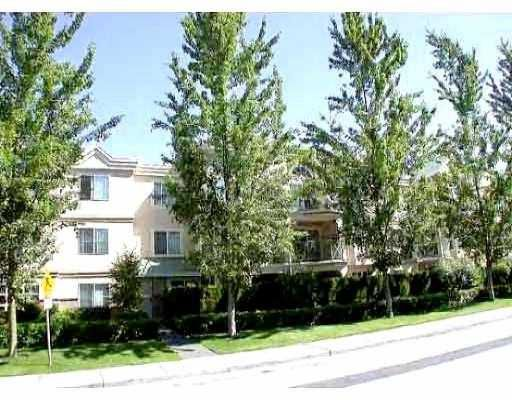 """Main Photo: 109 2231 WELCHER AV in Port Coquiltam: Central Pt Coquitlam Condo for sale in """"A PLACE ON THE PARK"""" (Port Coquitlam)  : MLS®# V589668"""