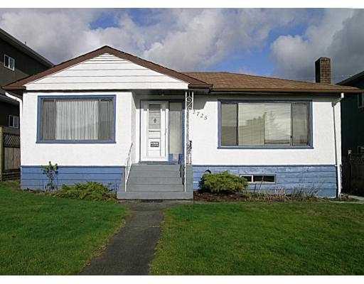 Main Photo: 2725 E 53RD AV in Vancouver: Killarney VE House for sale (Vancouver East)  : MLS®# V573102