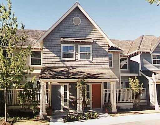 "Main Photo: 24 1700 56TH ST in Tsawwassen: Beach Grove Townhouse for sale in ""PILLARS"" : MLS®# V573821"