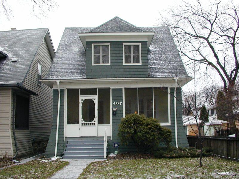 Main Photo: 487 Basswood Place/ Wolseley in Winnipeg: West End / Wolseley House/Single Family for sale (Wolseley)  : MLS®# 2619500