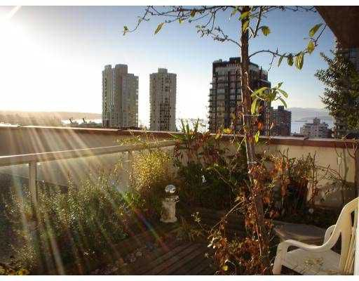 """Main Photo: 1104 1330 HORNBY ST in Vancouver: Downtown VW Condo for sale in """"HORNBY COURT"""" (Vancouver West)  : MLS®# V560112"""