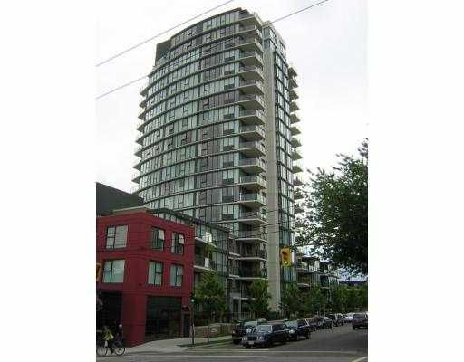 "Main Photo: 1304 1483 W 7TH AV in Vancouver: Fairview VW Condo for sale in ""VERONA AT PORTICO"" (Vancouver West)  : MLS®# V601730"