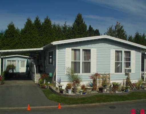 "Main Photo: 36 13507 81 AV in Surrey: Queen Mary Park Surrey Manufactured Home for sale in ""PARK BOULEVARD"" : MLS®# F2521589"
