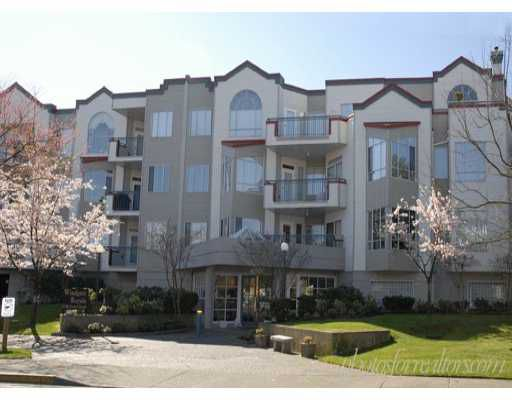"""Main Photo: 222 8700 JONES RD in Richmond: Brighouse South Condo for sale in """"WINDGATE ROYALE"""" : MLS®# V584335"""