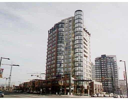 "Main Photo: 6D 199 DRAKE ST in Vancouver: False Creek North Condo for sale in ""CONCORDIA I"" (Vancouver West)  : MLS®# V598080"