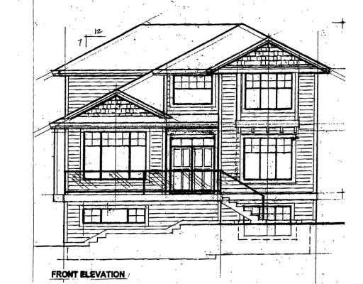 Main Photo: 2219 PARADISE AV in Coquitlam: Coquitlam East House for sale : MLS®# V548883
