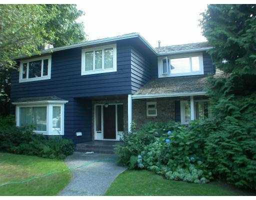 Main Photo: 2008 NANTON AV in Vancouver: Quilchena House for sale (Vancouver West)  : MLS®# V551582