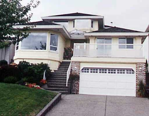 Main Photo: 2681 PIONEER WY in Port_Coquitlam: Citadel PQ House for sale (Port Coquitlam)  : MLS®# V298781
