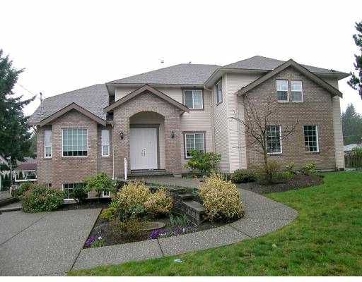 Main Photo: 492 MONTGOMERY ST in Coquitlam: Central Coquitlam House for sale : MLS®# V578573