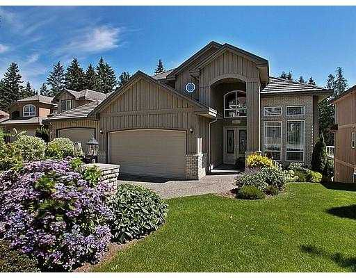 "Main Photo: 2155 BRAESIDE PL in Coquitlam: Westwood Plateau House for sale in ""WESTWOOD PLATEAU"" : MLS®# V549791"