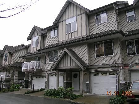 Main Photo: 39 - 15133 - 29A Ave in SURREY: House for sale (Crescent Park)  : MLS®# F2526972