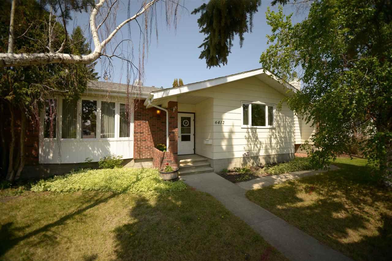 Main Photo: 6412 36 AV NW in Edmonton: Zone 29 House for sale : MLS®# E4159145