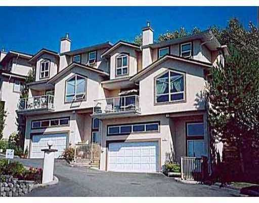 """Main Photo: 17 1238 EASTERN DR in Port Coquiltam: Citadel PQ Townhouse for sale in """"PARKVIEW RIDGE"""" (Port Coquitlam)  : MLS®# V543830"""