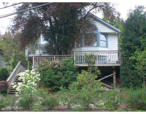 Main Photo: 2121 DEEP COVE RD in North Vancouver: Deep Cove House for sale : MLS®# V551428
