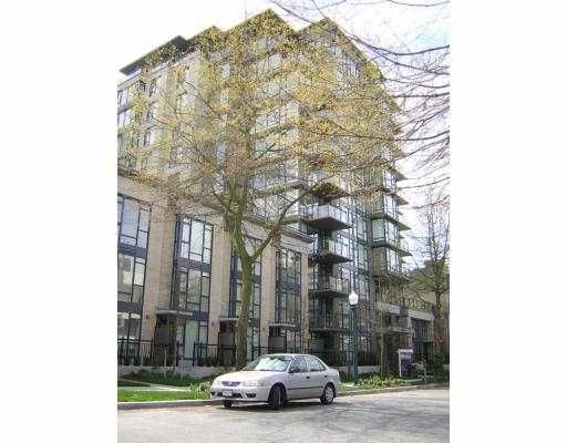Main Photo: 605 1650 W7th AV in Vancouver: Fairview VW Condo for sale (Vancouver West)  : MLS®# V589628