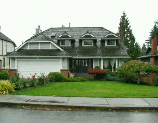 Main Photo: 2436 TOLMIE Ave in Coquitlam: Coquitlam East House for sale : MLS®# V618959