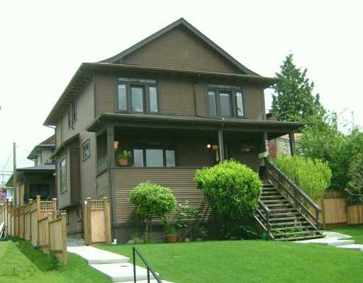 Main Photo: 346 E 5TH ST in North Vancouver: Lower Lonsdale House for sale : MLS®# V592356