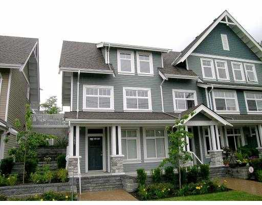 "Main Photo: 305 W 59TH AV in Vancouver: Oakridge VW Townhouse for sale in ""LANGARA GREEN"" (Vancouver West)  : MLS®# V596716"