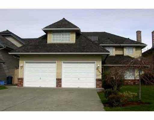 Main Photo: 5555 LACKNER CR in Richmond: Lackner House for sale : MLS®# V581215