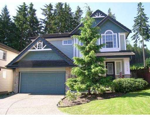 Main Photo: 2120 BRAESIDE PL in Coquitlam: Westwood Plateau House for sale : MLS®# V598410