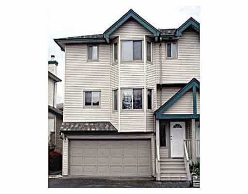 Main Photo: 13 2420 PITT RIVER RD in Port_Coquitlam: Mary Hill Townhouse for sale (Port Coquitlam)  : MLS®# V391715