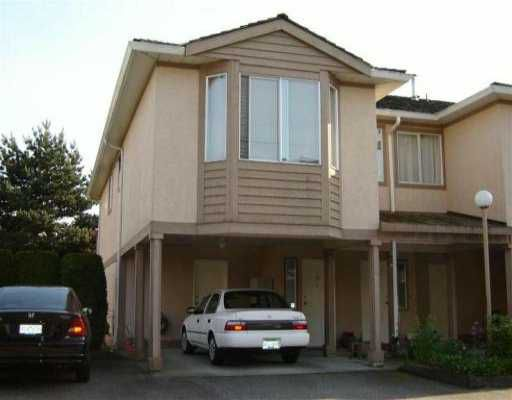 """Main Photo: 16 3600 CUNNINGHAM DR in Richmond: West Cambie Townhouse for sale in """"OAKLANE PLACE"""" : MLS®# V535633"""