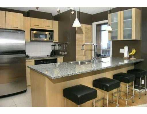 """Main Photo: 1702 1199 SEYMOUR ST in Vancouver: Downtown VW Condo for sale in """"BRAVA"""" (Vancouver West)  : MLS®# V533720"""
