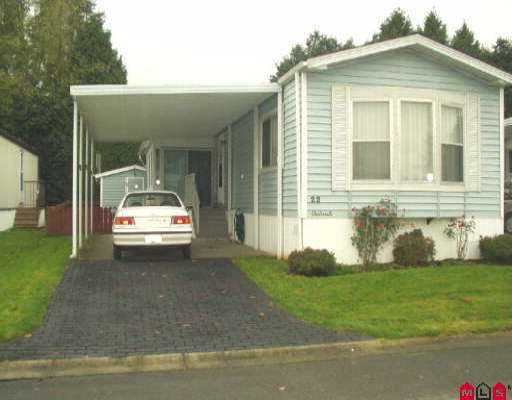 """Main Photo: 22 13507 81ST AV in Surrey: Queen Mary Park Surrey Manufactured Home for sale in """"Boulvard Estates"""" : MLS®# F2525186"""